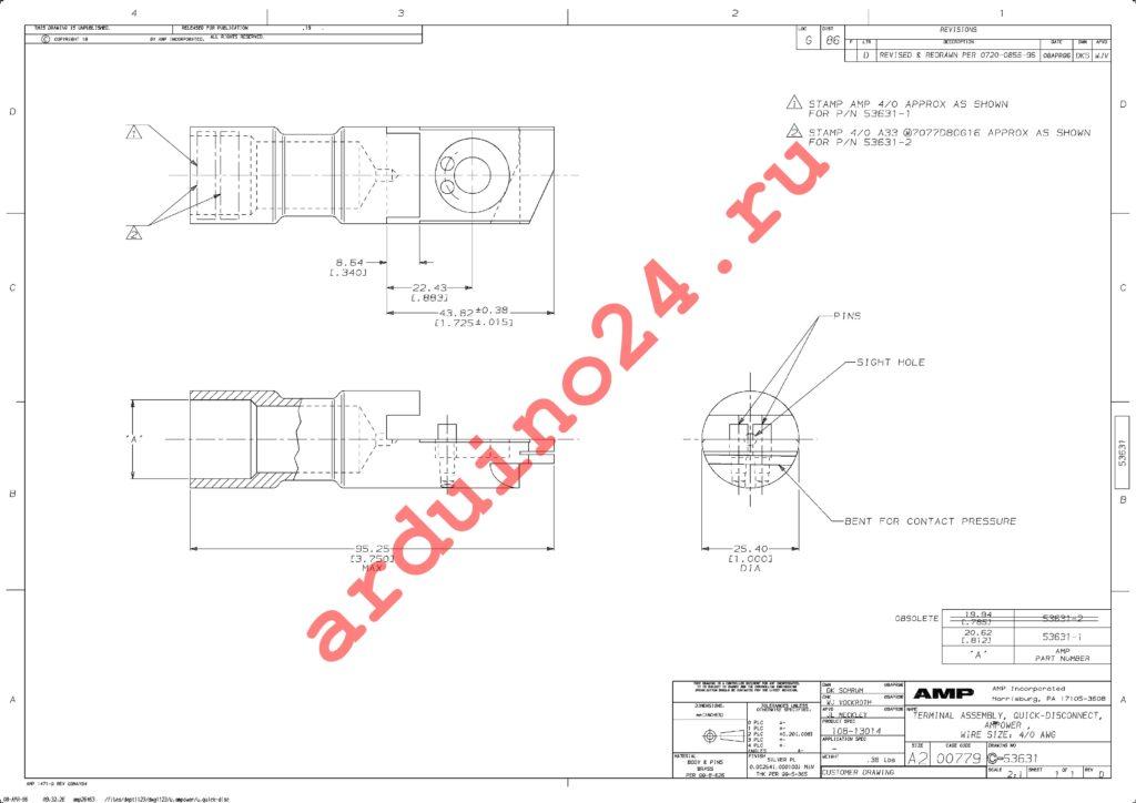53631-1 datasheet