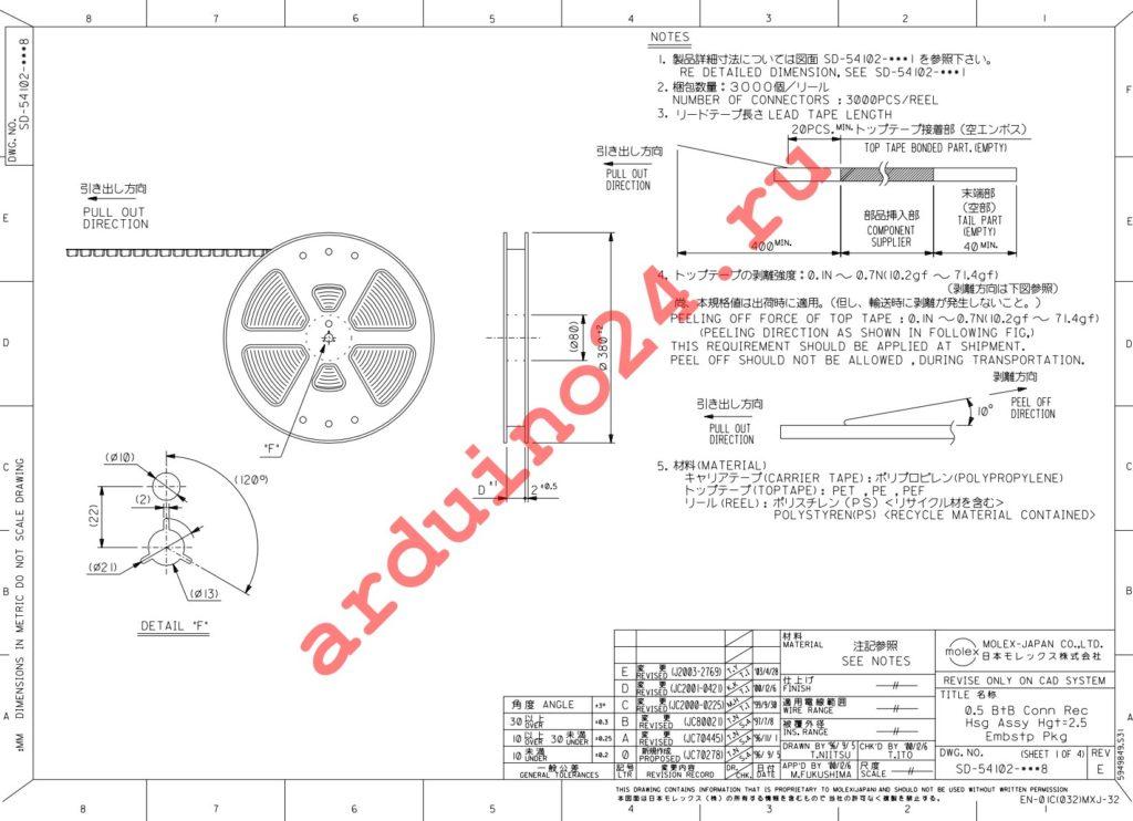 54102-0608 datasheet