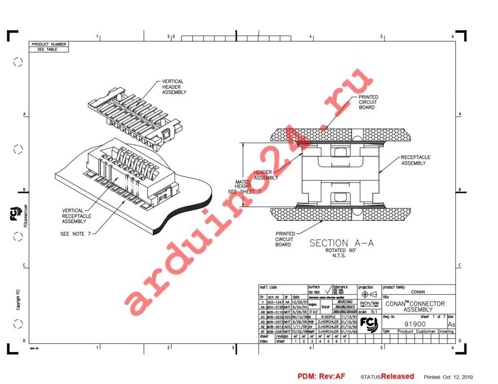 91901-31551LF datasheet