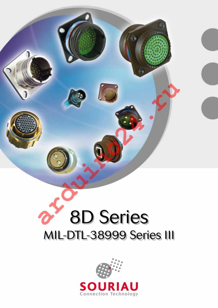 D38999/24FC8PA datasheet