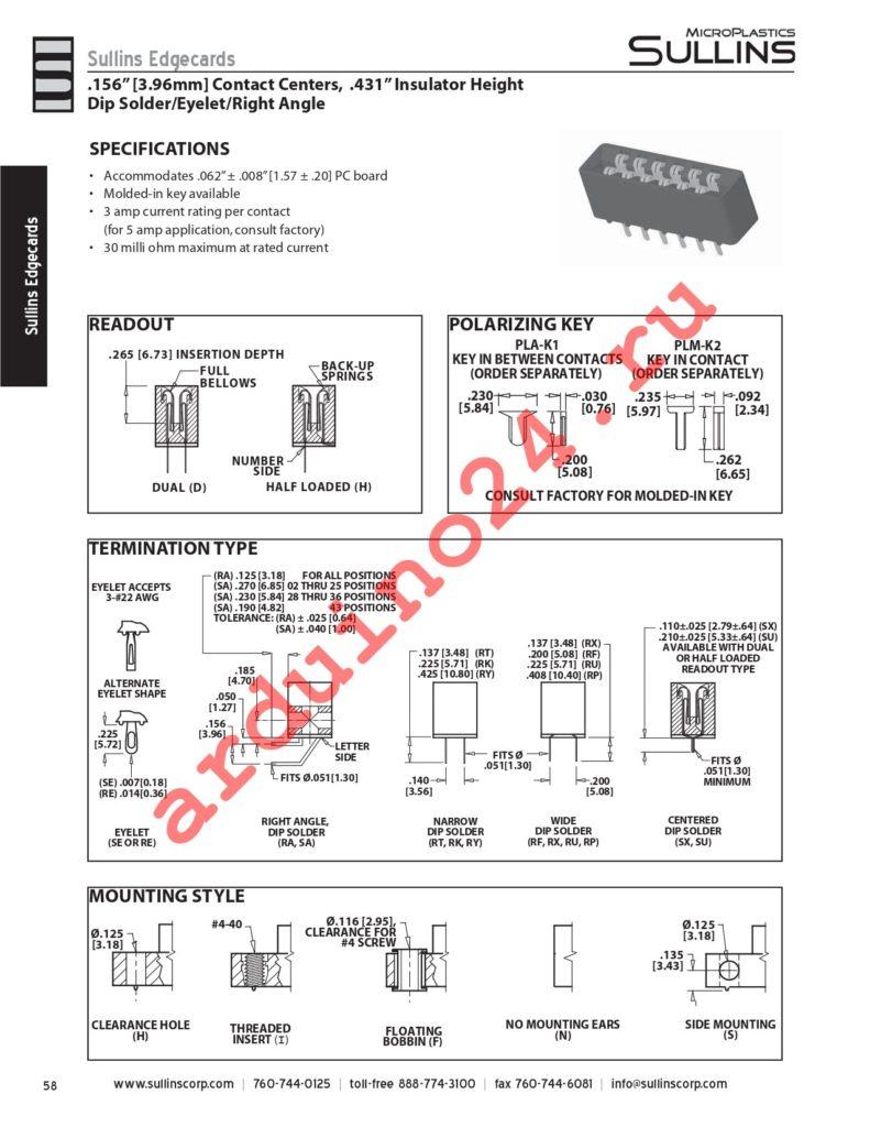 GMM08DRTH-S13 datasheet