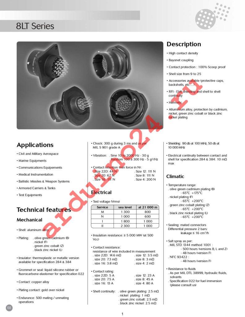 MS27656T13F35PA datasheet