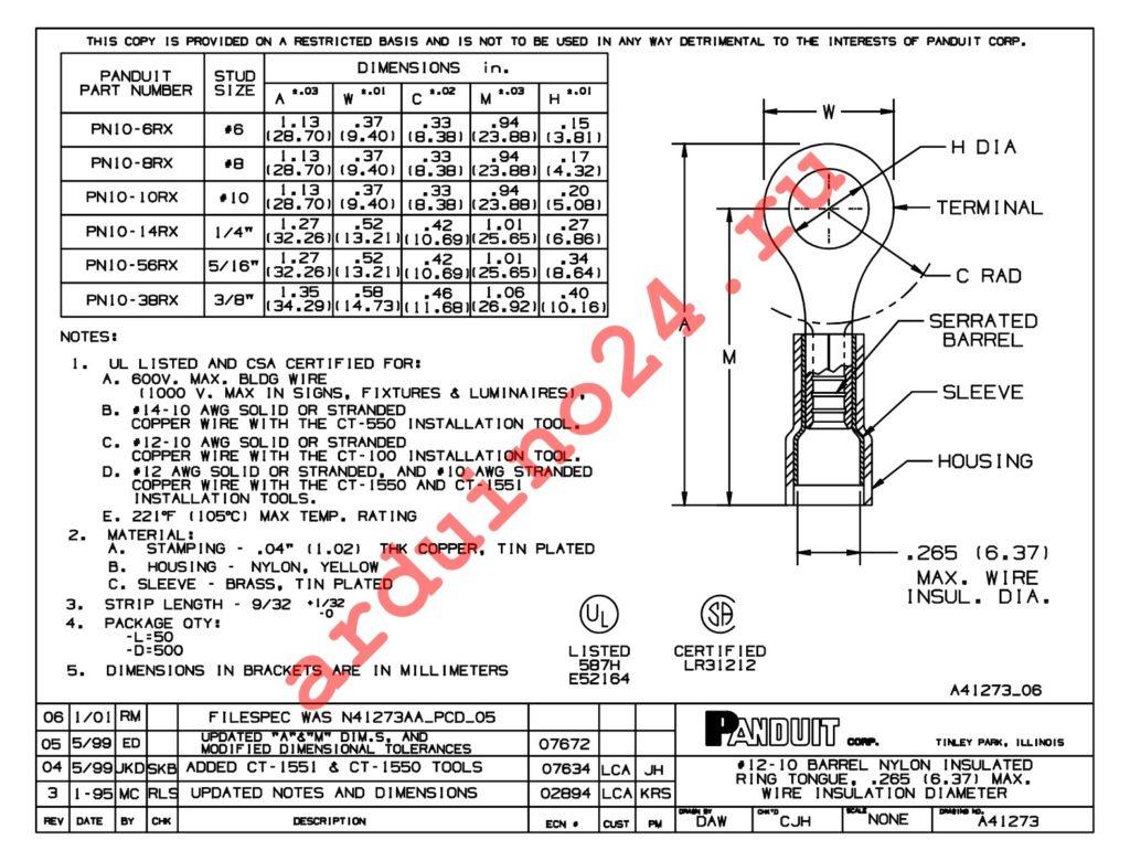PN10-14RX-L datasheet