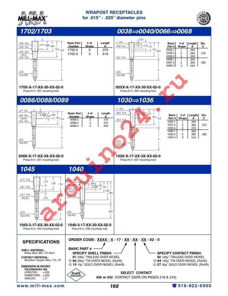 0066-3-17-01-30-27-02-0 datasheet