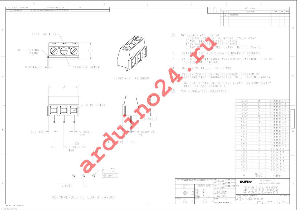 1546216-8 datasheet