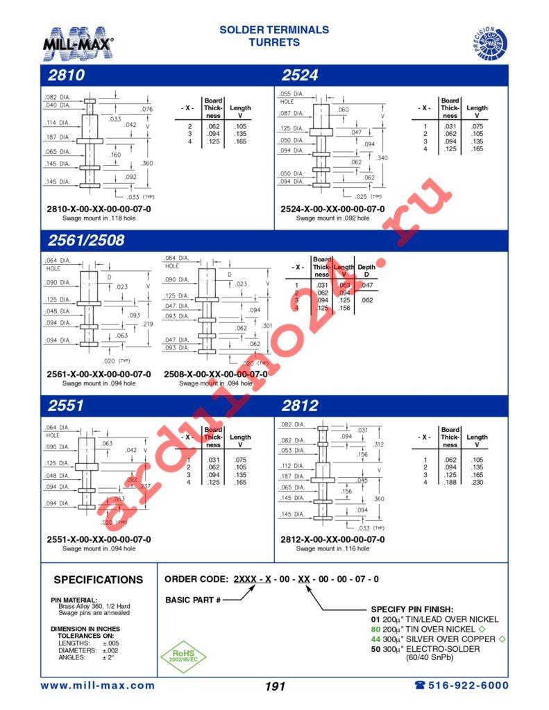 2551-2-00-44-00-00-07-0 datasheet